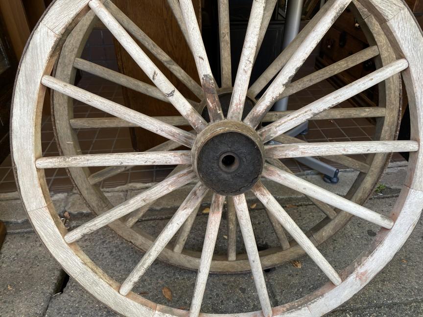 デカイ車輪買取ました!